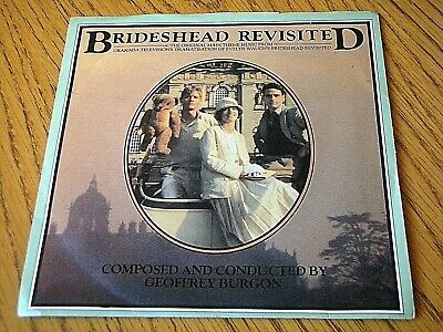 """Theme From Brideshead Revisited   7"""" Vinyl Ps"""