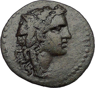 PERINTHUS in THRACE 1st Century AD Dionysus Demeter Ancient Greek Coin i40783