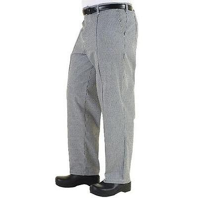 Chef Works - BWCP-XS - Checked Chef Pants (XS)