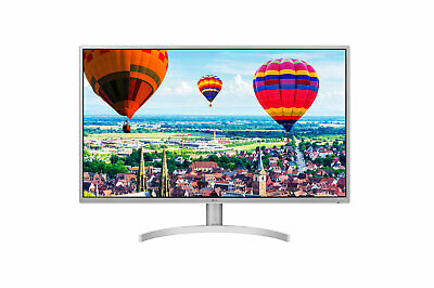 "LG 32QK500-W 32"" LED LCD QHD FreeSync Gaming Monitor 75Hz HDMI DP VESA IPS NEW"