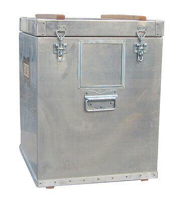 Swedish Military Aluminum Cooler
