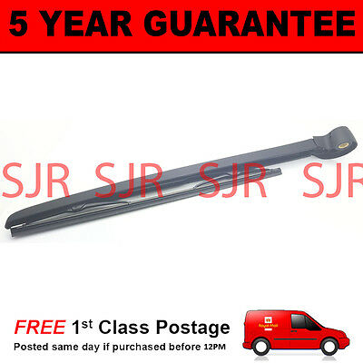 "For Audi A6 4F C6 Avant Estate 2004-2011 380Mm 15"" Rear Wiper Arm + Blade Kit"