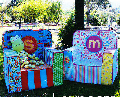 PATTERN - Little Loungers - fun toddler chair PATTERN - Melly & Me