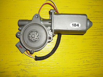 89-97 Ford Thunderbird Mercury Cougar Window Lift Motor Front Left Drivers Side