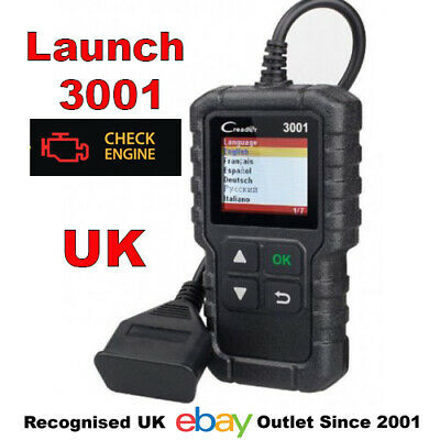 Car Engine Fault Diagnostic Scanner Auto Code Reader OBD2 CAN BUS Scan Tool U581