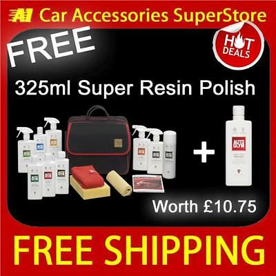 Autoglym Perfect Bodywork Interior Wheels Collection Kit + FREE SUPER RESIN