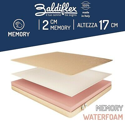 Materasso Matrimoniale Easy Memory  - 100% Made in Italy by Baldiflex