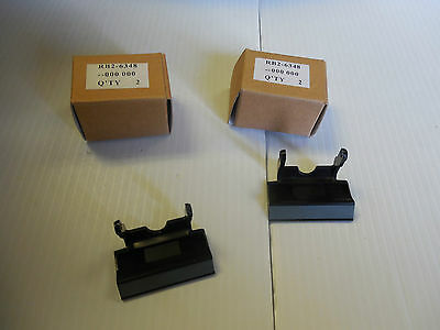 New Lot Of 2 Hewlett Packard Separation Pad Rb2-6348 Rb26348