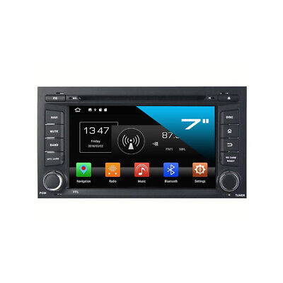 Seat Leon Autoradio Android Touchscreen GPS Navigation DVD Bluetooth WIFI USB SD