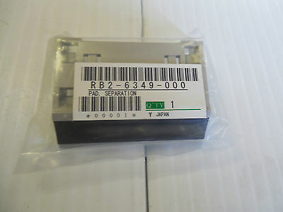 New Hewlett Packard Separation Pad Rb2-6349-000 Rb26349000