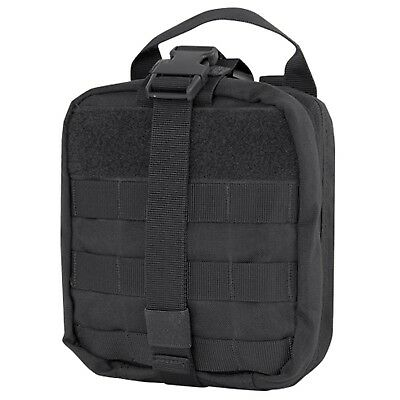 CONDOR BLACK EMT MOLLE PALS Rip Away Medic First 1st Aid Tool Pouch Holster MA41