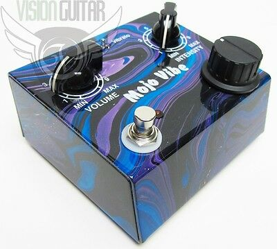 NEW! Sweet Sound SWIRL MOJO VIBE - Best Vibrato Pedal - Think Hendrix Trower