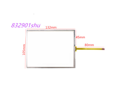 New 5.7 inch 132mm X 105mm Touch Screen Digitizer For LM057QC1T01 LM057QC1T08