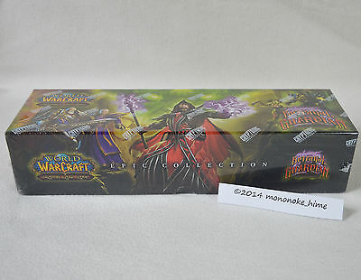 WoW -  Betrayal of the Guardian Epic Collection - World of Warcraft TCG  OVP