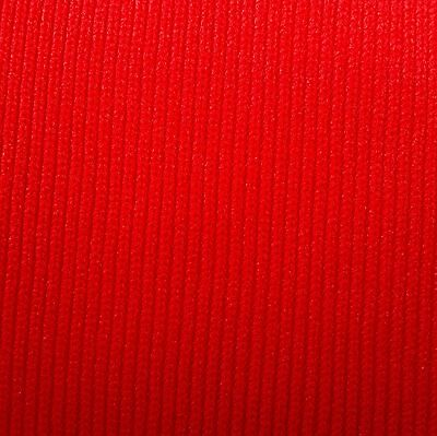 Red Cuffing Fabric for Edging Jumpers,Cardigans, Jackets, per 20cm