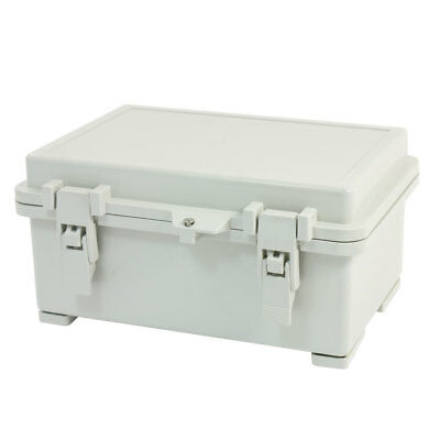 240mm x 170mm x 120mm Cable Connect PVC Waterproof Sealed Junction Enclosure Box