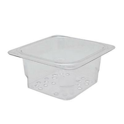 Cambro - 63CLRCW135 - 1/6 Size 3 in Deep Camwear® Colander