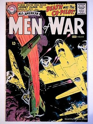 All-American Men of War #110 FN/VF 7.0  Ramey Collection