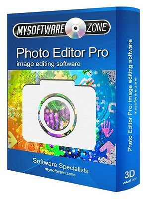 Image Editing Editor Digital Photo Photograph Pro Professional Software