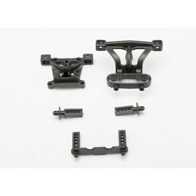 Traxxas 7015 Front & Rear Body Mnts:1/16 SLH, ERV (New in Package)