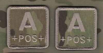 """RANGER FORCE RECON SEAL OPERATOR BLOOD-TYPE 2"""" vel©®⚙ 2-TAB MULTICAM: A POS +"""