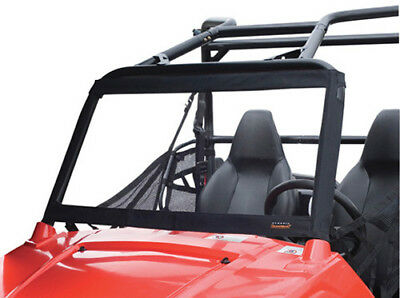 Classic Accessories 18-012-010401-00 QuadGear Extreme Instant Windshield Black