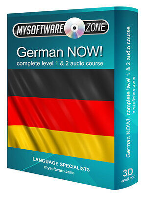 how to speak german language fluently