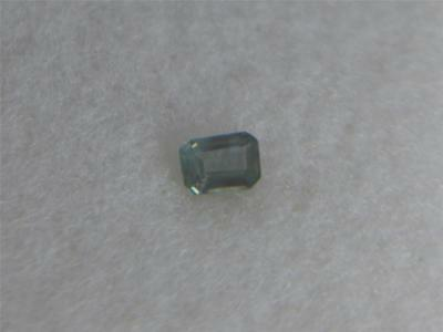 .25Ct Lab Certified Rare Faceted India Color Change Chrysoberyl Alexandrite
