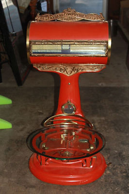 Antique SCALE Standard Country Store Detroit Restored & Working