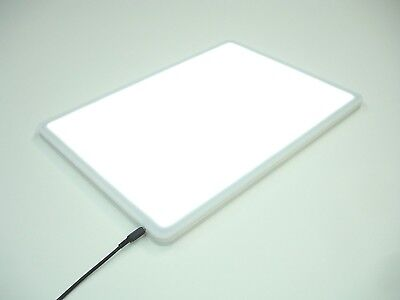A2 SUPER LED Light Box -TRACING, DRAWING, DESIGN, ART LIGHT PAD