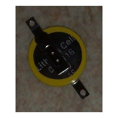 Batterie Replacement CR1616 for Pokemon Red, Blue, Yellow - Game Boy - Save