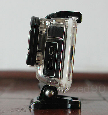 Skeleton Protective Housing Case Gopro HD Hero 3 with Lens mount and screw