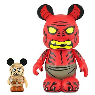 $74 Disney Vinylmation Monster Figures from Urban 8 Series LE of 1500 set of 2