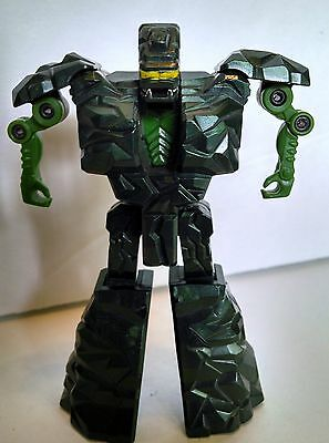 Rock Lords Tombstone Retro Gobot Vtg Transformer Like Toy 1985 Awesome