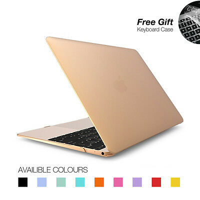 "Matte Case Cover For Apple Macbook Air Pro Retina11'' 12"" 13"" 15""+ Keyboard Skin"