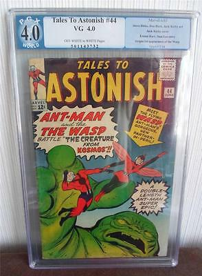 Marvel TALES TO ASTONISH 44  PGX/CGC 4.0  ANT-MAN  1ST WASP GIANT MAN AVENGERS