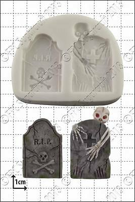 Silicone mould Tombstones | Food Use FPC Sugarcraft FREE UK shipping!
