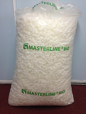 "Boxed 3 Cubic Feet ""biodegradable"" Loose Fill Packing Peanuts Highest Quality"