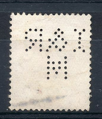 GB = Commercial PERFIN `I & R / M`. Good/Fine Used G5 Two Pence