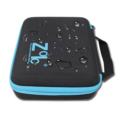 Medium Travel Carry Storage Case Box Bag F GoPro HD Hero 5 4 3 2 6 Go Pro Camera