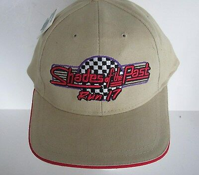 Vintage 1999 Shades Of The Past Run 17 Cruisin Pigeon Forge 99 Nwot Snapback Hat