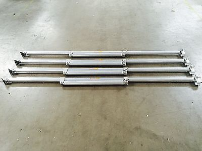 NEW Scaffold/Scaffolding Tower/Towers Universal Outriggers Stabilisers X4 SP7