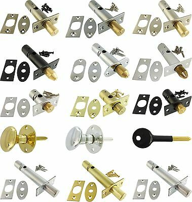 Mortice Rack Security Dead Bolts - Keys & Thumbturns Doors & Windows - UK Qualty