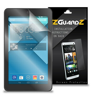 3X EZguardz LCD Screen Protector Cover HD 3X For Alcatel OneTouch Pop 7 (Clear)