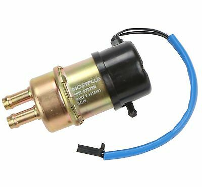 10MM Outlets Electric Fuel Pump NEW for Honda Kawasaki KTM Yamaha Carbureted