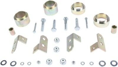 High Lifter Products Atv Lift Kit Hlk650-00 Rincon HLH650 Silver 63-6936 4536500
