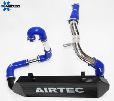 Airtec Front Mount Intercooler Conversion Kit Vauxhall Astra H 1.9 CDTI