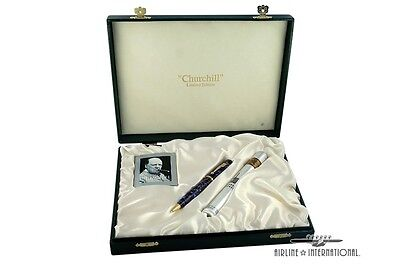 Conway Stewart Churchill Autumn Limited Edition Mechanical Pencil Rare -#15/376