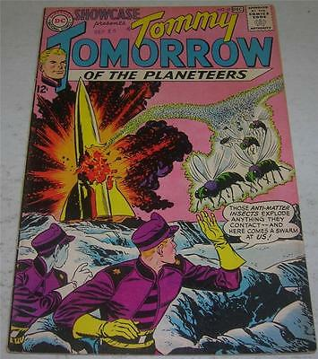 SHOWCASE #47 (DC Comics 1963) TOMMY TOMORROW (VG) Lee Elias art