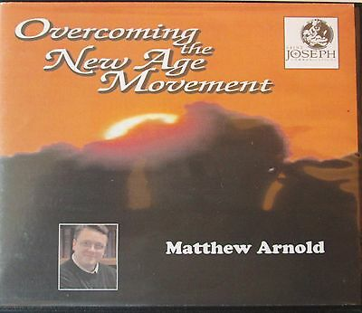 Overcoming The New Age Movement W/ Matthew Arnold Cd.